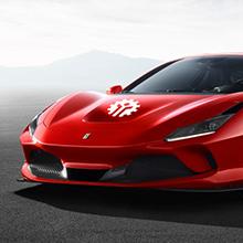 Ferrari from InstaForex