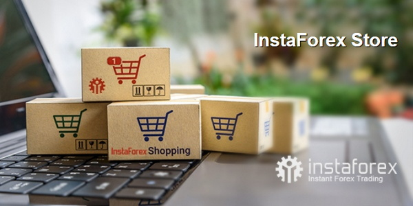 InstaForex branded products